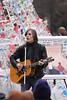 Jackson Browne concert at Occupy Freedom Plaza Washington D.C.