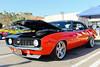 Rt. 66 Grill, Santa Clarita, car show sponsored by the GTO Club.  Very clean 427 Camaro .