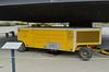 Race car engine inside!  SR71 starter engine. @ BLACKBIRD AIR PARK, EDWARDS AFB FLIGHT TEST MUSEUM.
