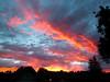 7/18/12  Crazy sunset Santa Clarita