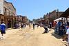 Cowboy Festival at Melody Ranch, Santa Clarita 4/22/12  Main Street.