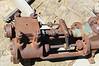 Mentryville, CA   Oil rig equipment.
