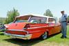 "SCV Charity Blues Fest 6/2/12    '58? Mercury ""Commuter"" 9 passenger wagon.  Big boat!"
