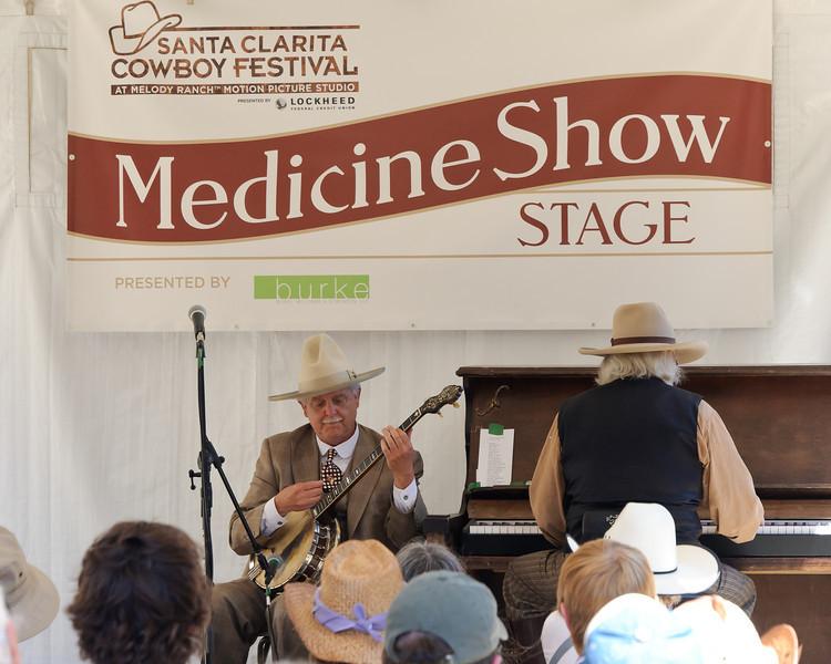 Cowboy Festival at Melody Ranch, Santa Clarita 4/22/12