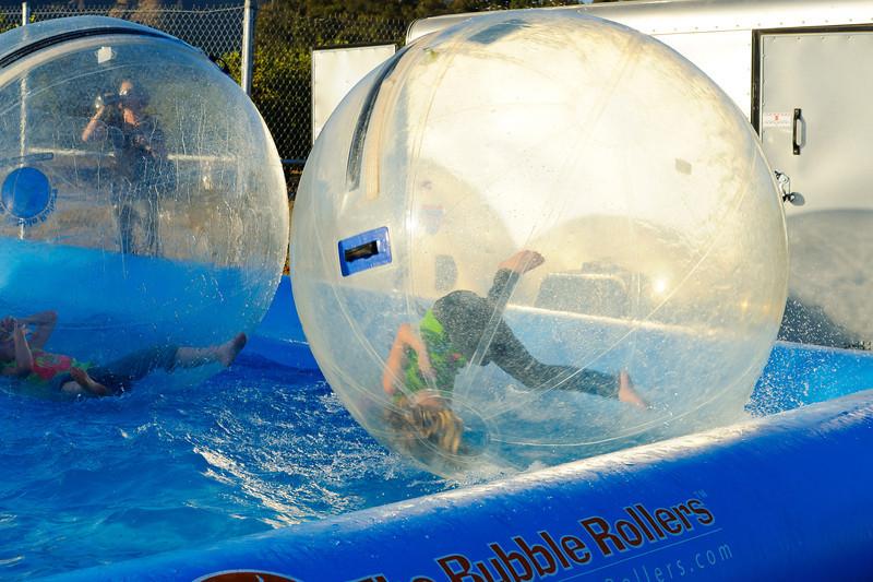 7/27/12  Citrus Classic Balloon Festival in Santa Paula, CA   Cool ride for a kid!!!