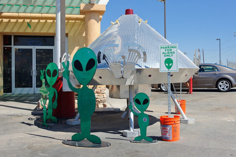 7/6/12.  .Baker does have Aliens!  AND they sell Alien Fresh Jerky.