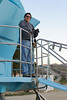 Milt, great photographer and friend.  Castaic Lake @ sunrise one of the Life Guard Stations.