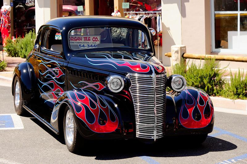 6/24/12   Main St. Newhall car show.  One of my favorites.