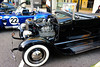 7/21/12  Glendale, CA - car show.  The old and the new...