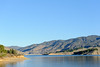 Castaic Lake looking north from the Life Guard HQ.