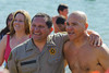 Special Olympics Polar Plunge Charity Swim at Castaic Lake 2/18/12