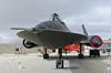 SR71 @ BLACKBIRD AIR PARK, EDWARDS AFB FLIGHT TEST MUSEUM.