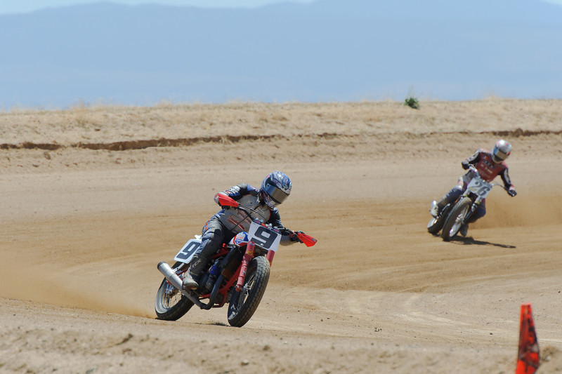 WSIR 4/28/12.  Some of everything happening...  Even found a little dirt trackin'.