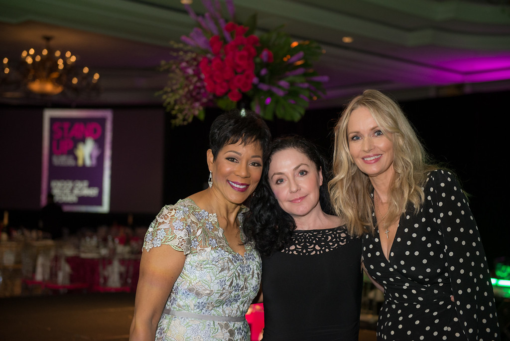 24th Annual Knock Out Abuse Against Women Gala.  Ritz Carlton, November 2, 2017,  photo by Ben Droz