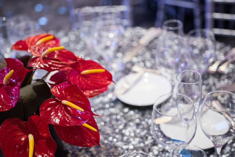 Centerpiece Table Setting