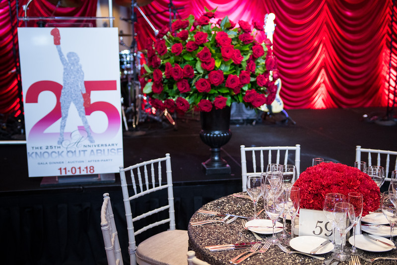 Table Setting + Stage