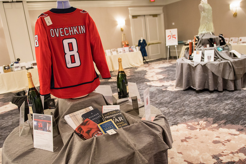 Silent Auction Ovechkin
