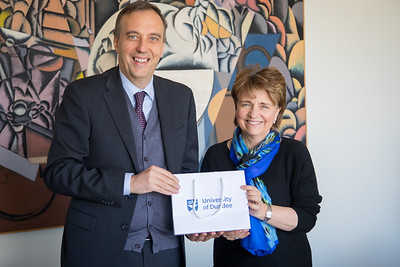 Bergamo University International Signing
