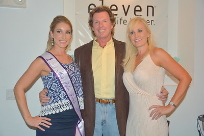 ELEVEN SALON & SPA 10th ANNIVERSARY PARTY