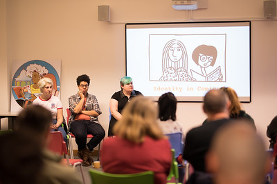 Festival of the Future - Identity in Comics- Identity in Comics