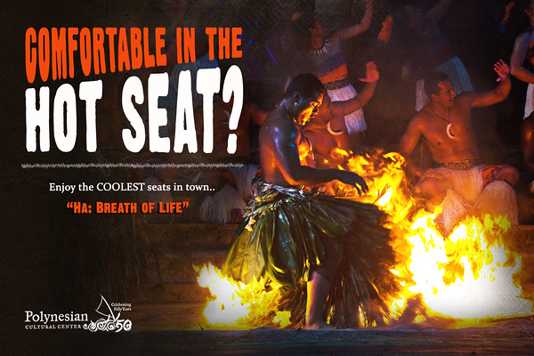 "Samoan fire walkers - ""Ha: Breath of Life"" show"