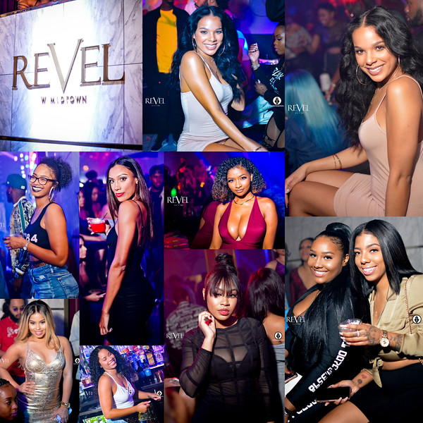 SOCIALITE SATURDAYS @ REVEL 10-20-18