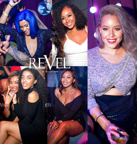 SOCIALITE SATURDAYS @ REVEL 11-3-18