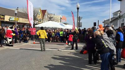 2016 Plunge weekend - Saturday 5K Run