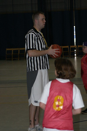 2004 SODE Basketball Tournament (School-Based Programs) - 03/31/04 - Competition