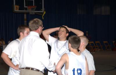 2005 School Basketball Tournament