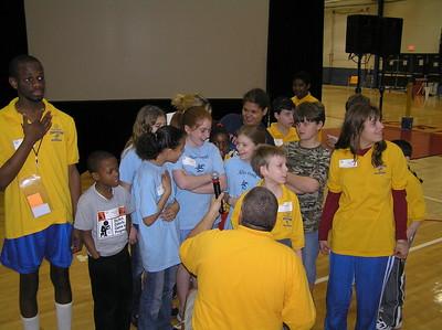 2007 School Basketball Skills Events