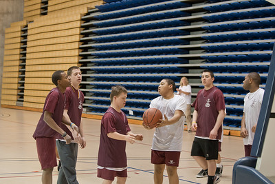2011 School Basketball Tournament - Mar. 4, 2011