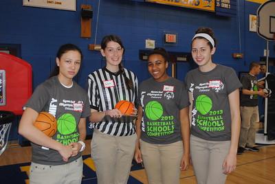 Spring 2013 Basketball Skills (Caesar Rodney School District at CRHS)