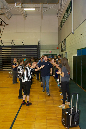 Fall 2013 Basketball Skills Red Clay and Brandywine districts at McKean HS (Nov. 16)