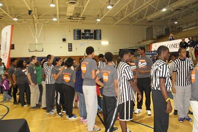 2013 Fall Basketball Skills Dover High School (Nov. 20)