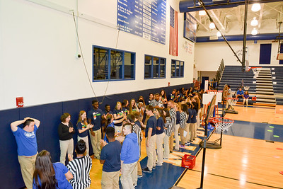 2015 Basketball Skills at Middletown HS (11/5/15)
