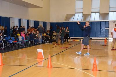2016 Basketball  - Young Athletes Demonstration and Skills