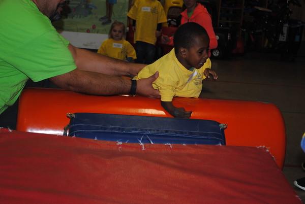 2016 Young Athletes Program - Meadowood School