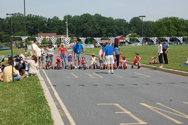 Charlton Young Athletes Bike Event 2010
