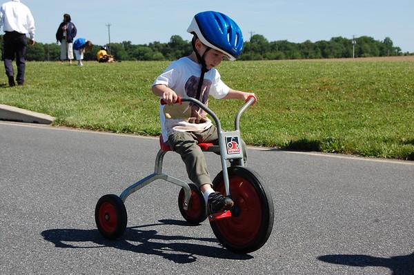 Charlton Young Athletes Bike Event 2009