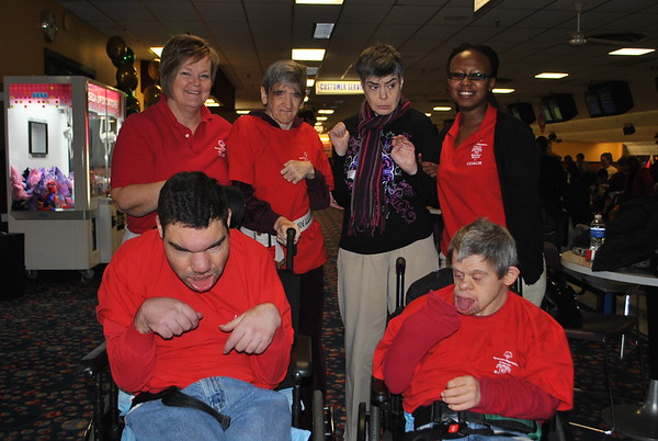 MATPs Bowling - Leach School and Easter Seals
