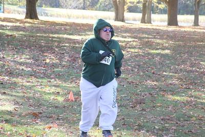 2016 Fall Festival Long Distance Running
