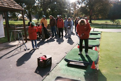 SODE Golf Tournament and Skills Events