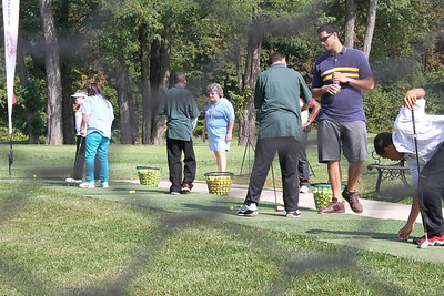 2013 SODE Golf Skills