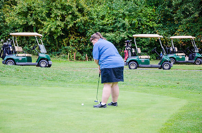 2013 State Golf tournament (10/1) at Brandywine CC