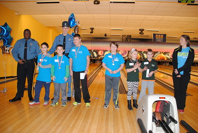 2015 School bowling (PU - unified doubles) - NCCo bowlerama