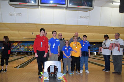 2016 School Bowling at Dover Bowl - 3.1.16