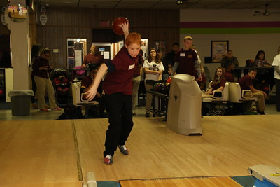 2016 School bowling at Milford Bowl - 2.23 (WSFS)