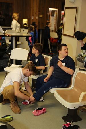 2017 School Bowling - Milford 02.28.17