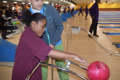 2017 School Bowling - Unified ES and MS at Bowlerama - 3.2.17